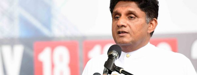I was offered post of PM 61 times when MR was in power – Sajith Premadasa