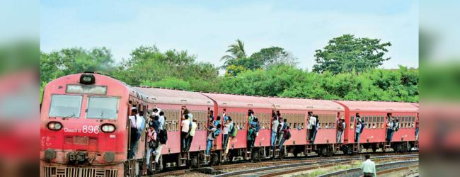 First train on the new Matara Beliatta railway line to operate tomorrow