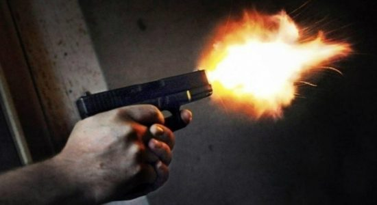 One dead following a shooting in Angoda