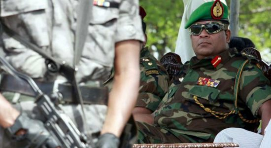 Major General Shavendra Silva appointed as Army Chief of Staff