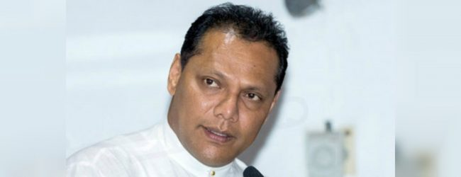 Dayasiri Jayasekara assumes duties as General Secretary of SLFP