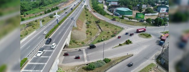 New Kelaniya bridge to Kelanitissa roundabout closed tomorrow