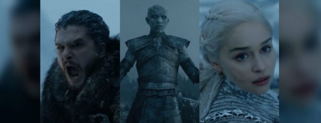 'Game of Thrones' final season tease trailer released by HBO