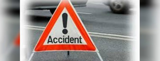 Two lives claimed in Dalukawa motor accident