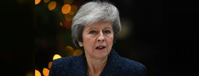 UK Prime Minister Theresa May's Brexit deal defeated in parliament