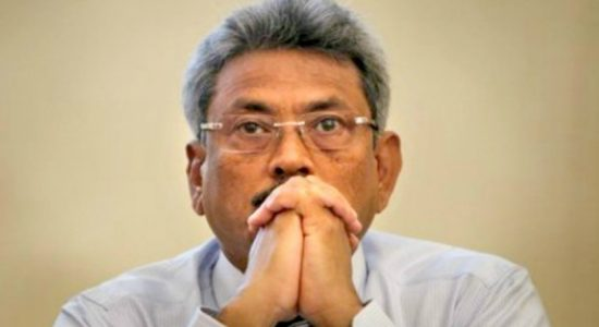 Case against Gotabaya Rajapaksa to be taken up continuously from Jan 22