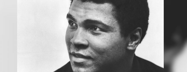 Louisville renames airport after Muhammad Ali