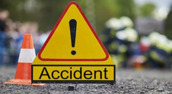 6 dead in Wennapuwa motor accident