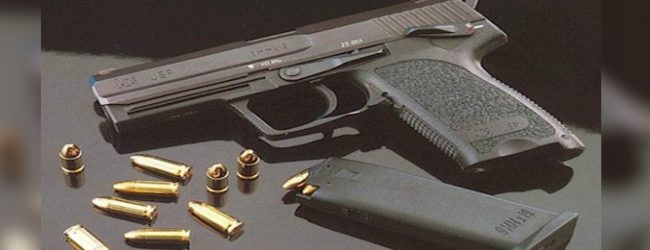 Former LTTE carder arrested in Vavuniya with firearms