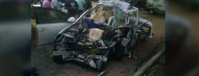 Motor accidents claim 10 lives in 24 hours