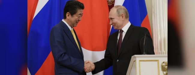 Putin, Abe make no breakthrough in peace treaty talks: researcher