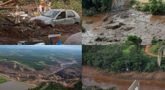 Death toll in Brazil dam disaster hits 58, with 305 missing