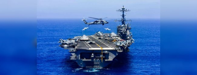 Concerns raised on possibility of a US base in Trincomalee