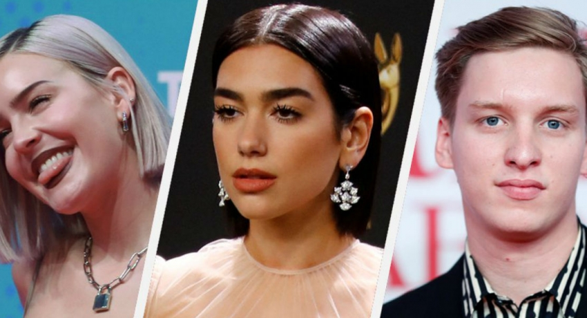 Anne-Marie, Dua Lipa and George Ezra lead BRIT Awards nominees