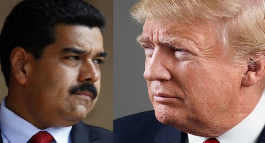 "US diplomats stay in Venezuela for negotiation on setting up ""interests offices"""