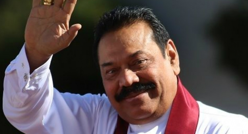 Mahinda Rajapaksa confirmed as opposition leader