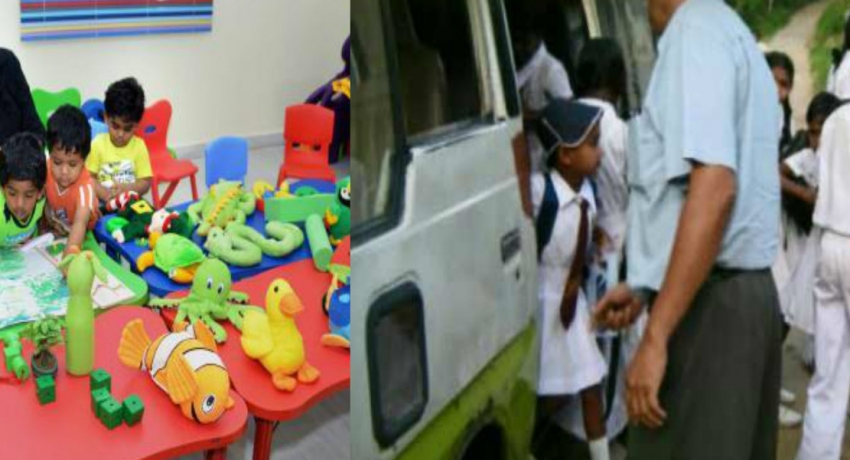 Day care centers and school transport services to be registered with NCPA