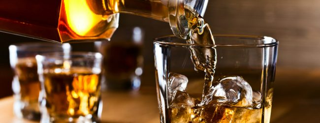 Alcohol worth Rs. 1.5 Mn seized in Thalpe