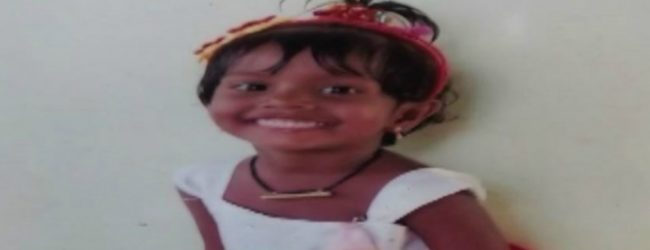 Police continue operations to locate for missing 4 year old girl
