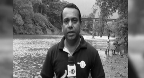 News 1st journalist Ruchira Abeymanne killed in tragic accident