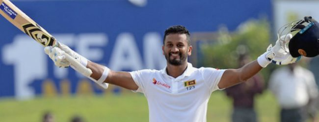 JUST IN: Dimuth Karunaratne appointed as captain