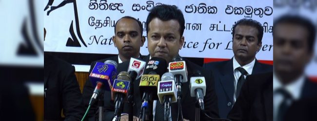 Attorney Manoj Gamage disappointed by Min. Patali's Statement