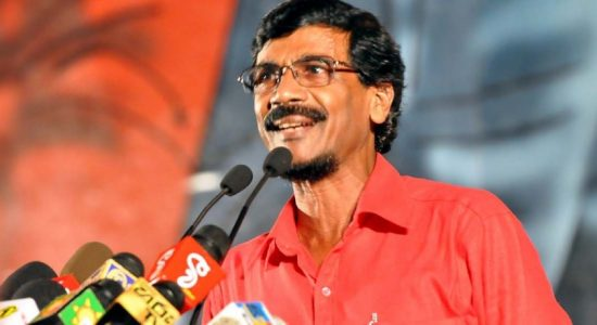 Tilvin Silva comments on Chamal Rajapaksa's failure to honor the challenge
