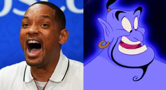 Will Smith plays Genie in live-action adaptation of 'Aladdin'