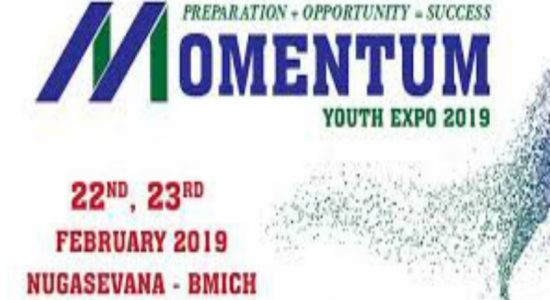 Momentum Youth Expo on 23rd