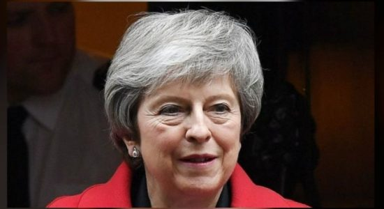 British government's position on Brexit remains the same: May