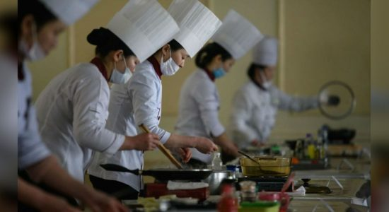 North Korea holds cooking contest to mark birth anniversary of late leader