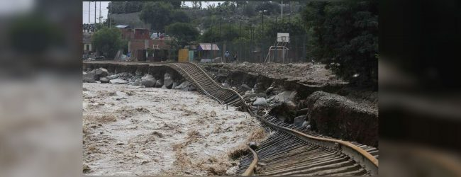 Bolivia and Peru reel from flooding after heavy rains