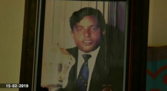 Golf champ Nanadasena Perera laid to rest