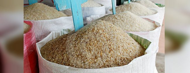 Maximum retail price for rice from April 1st