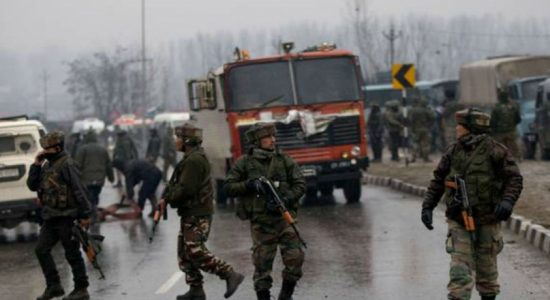 Tension between India and Pakistan heightens following attack on Indian forces