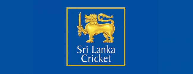The new officials of Sri Lanka Cricket