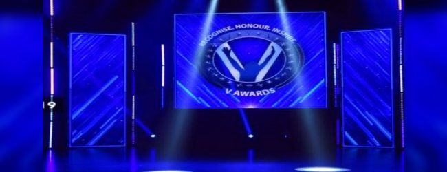 V- Awards 2018; a night to recognize inspiring citizens