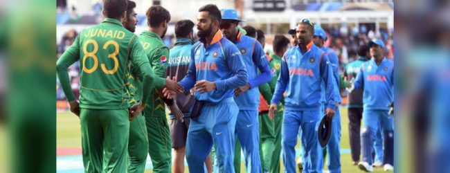 Indian cricket team to play against Pakistan despite suicide-bomber attack