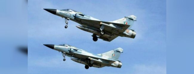 India launches air strikes on terror camps inside Pakistan