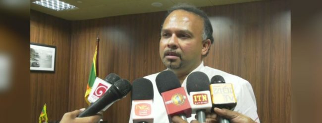 Bond Scam rogues will be eventually caught : Minister Naveen Dissanayake