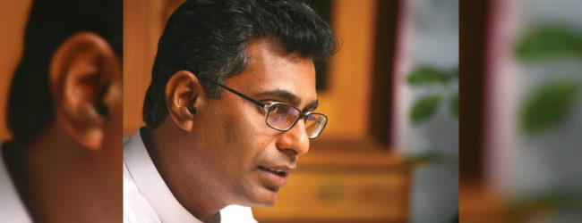 Patali Champika responds to criticisms leveled against him