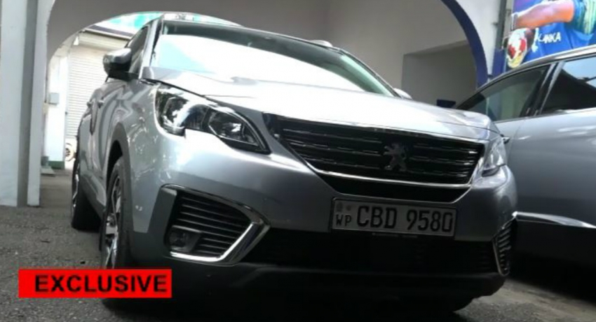 Luxury Vehicle of Sri Lanka Cricket Mysteriously Reappears After 8 Months