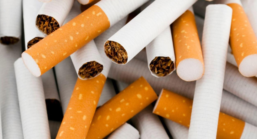 Police bust 400,000 illegal cigarettes