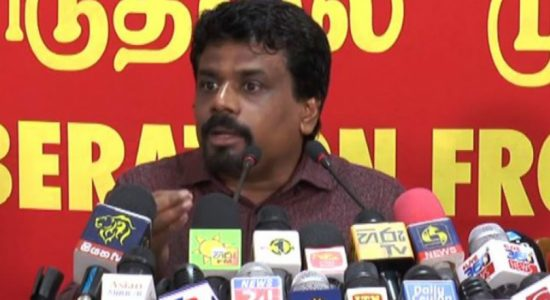 JVP to discuss new parliamentary governing structure