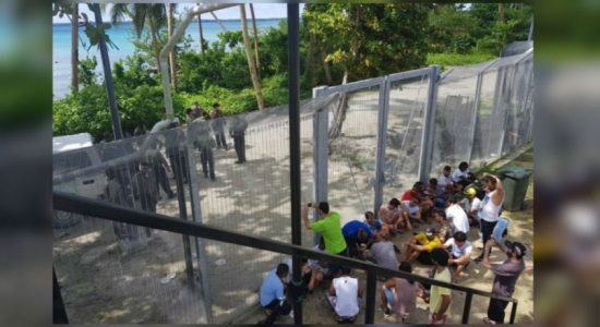 Illegal Sri Lankan immigrants held in custody for six years in island of Manus