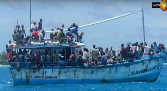 NEWS 1ST EXCLUSIVE report on Sri Lankan illegal migration-Final episode