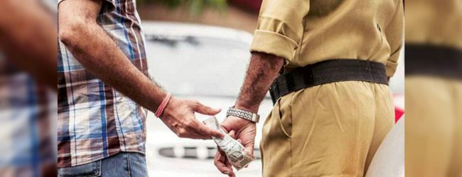 SI gets 4 years in prison for a Rs. 20,000 bribe