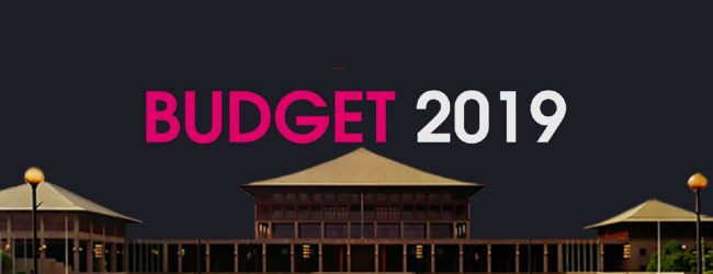 2nd reading of 2019 budget passed in parliament