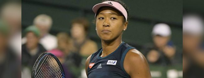 World's top two Osaka and Halep beaten in Indian Wells