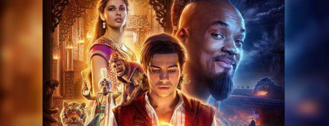 Disney releases new look at 'Aladdin' remake